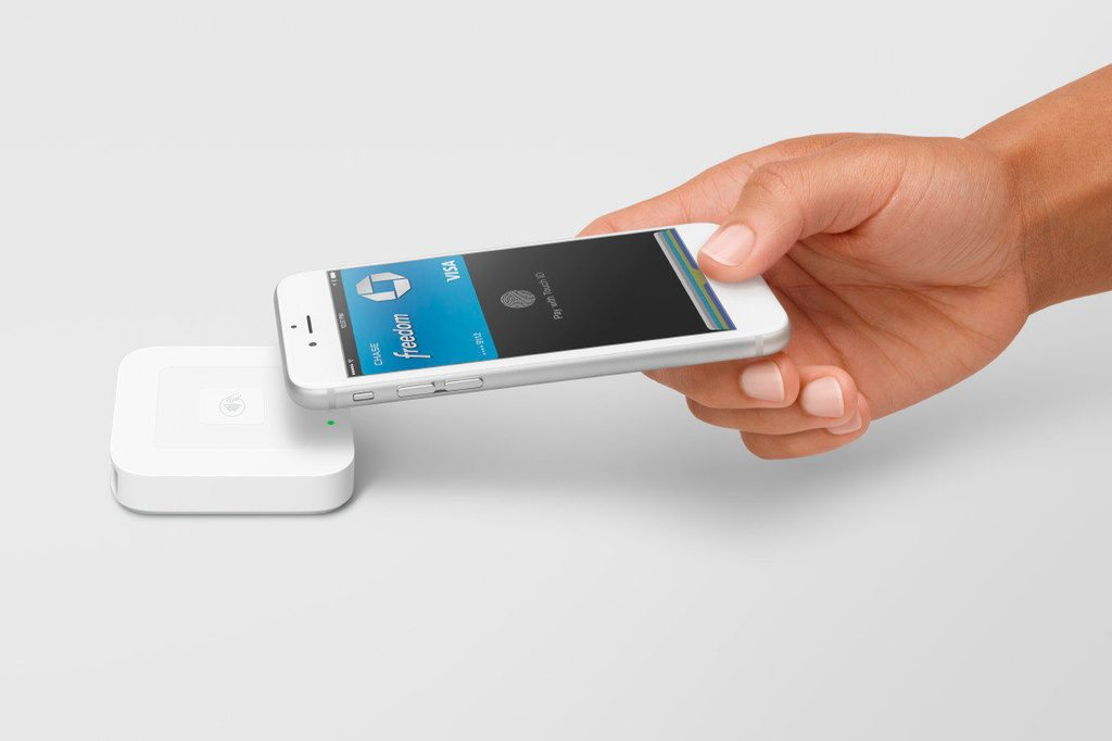 Accepting mobile payment