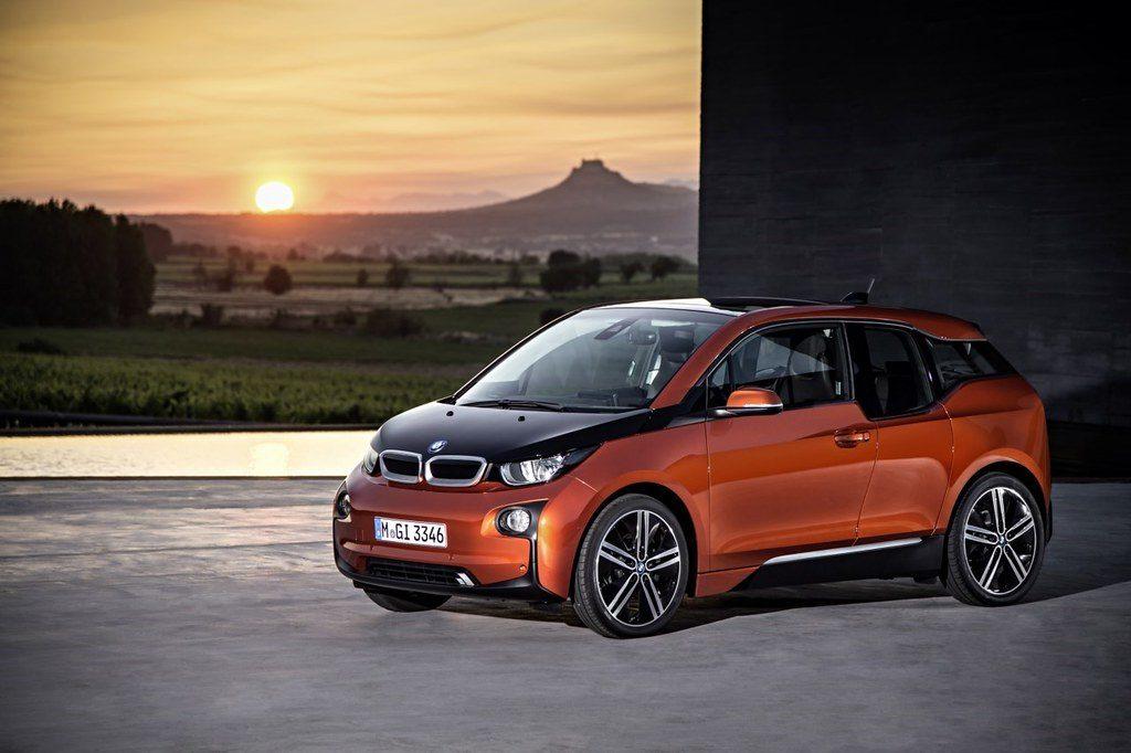 BMW i3 2013 (photo by Revistadelmotor)