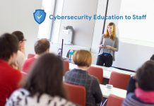 Cybersecurity Education to Staff