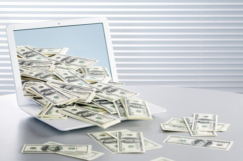 Make money online technology