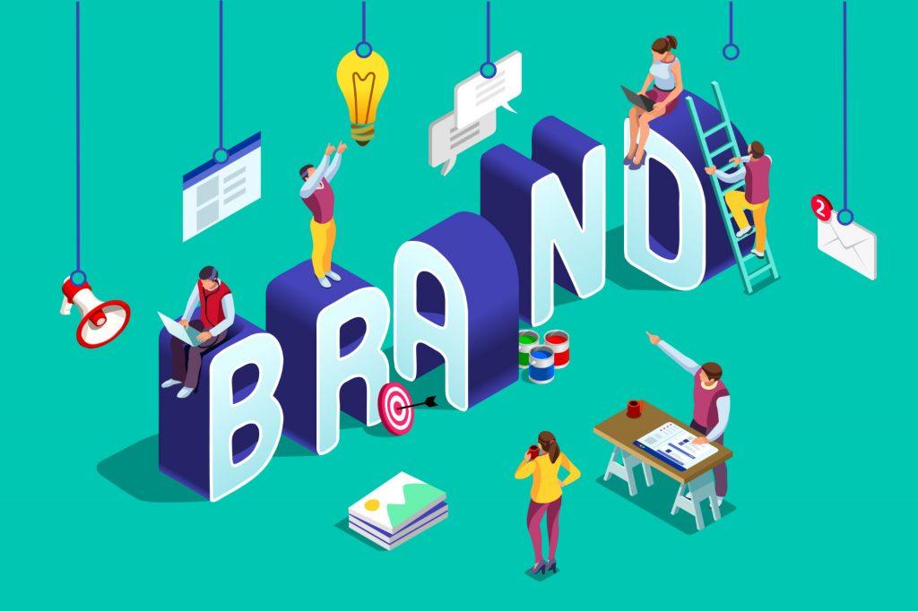 Brand, branding, and brand marketing