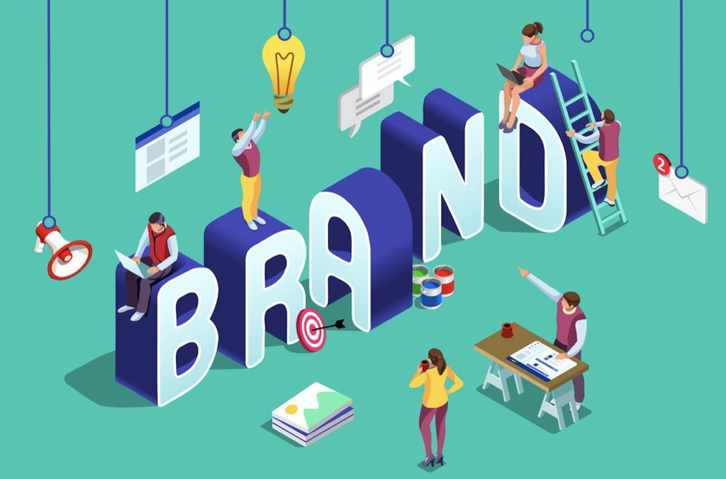 What is Brand marketing