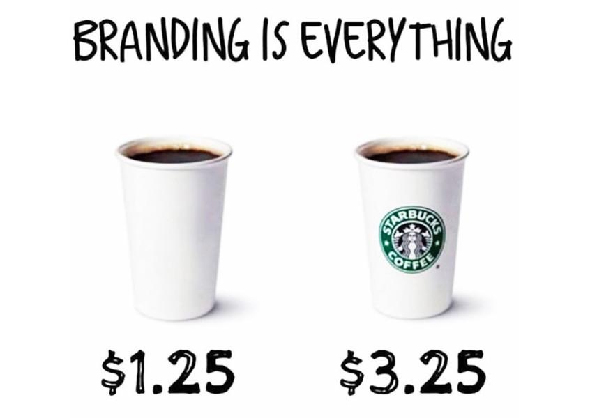 Branding is everything