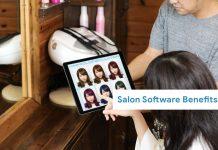Salon software benefits