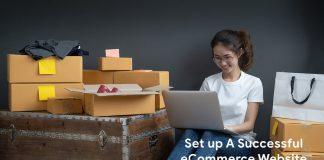 Create a successful eCommerce website