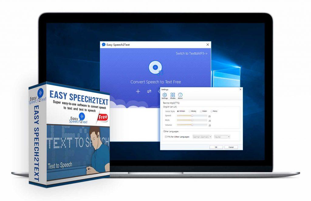 EasySpeech2Rext STT