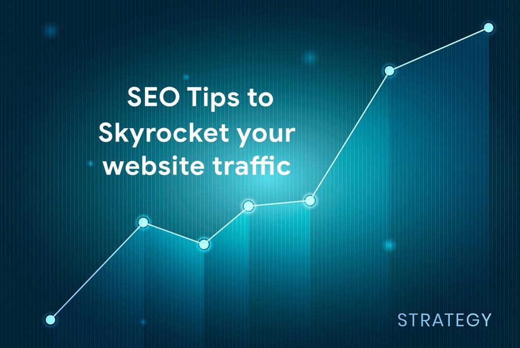 نصائح لتحسين محركات البحث لزيادة حركة المرور على الموقع