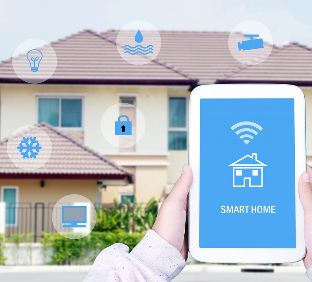 Ways to smarten up your home