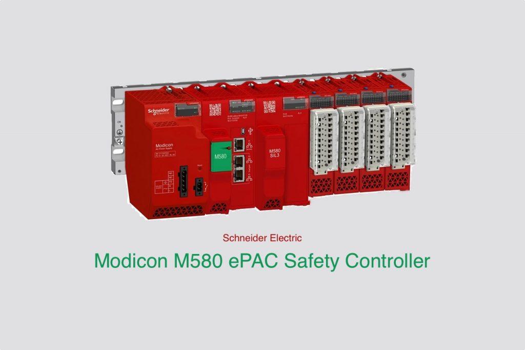 Schneider Electric Modicon m580 ePAC Safety Controller
