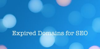 How to use expired domains for SEO?