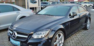 Mercedes - A Luxury Car