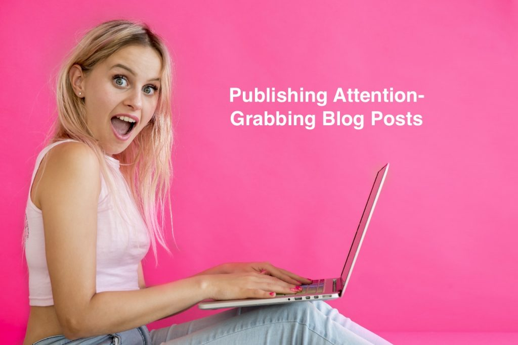 Tips for publishing blog posts