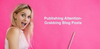 Tips for publishing blog posts