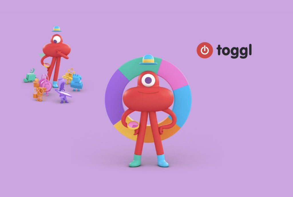 Toggl - A free time tracking software