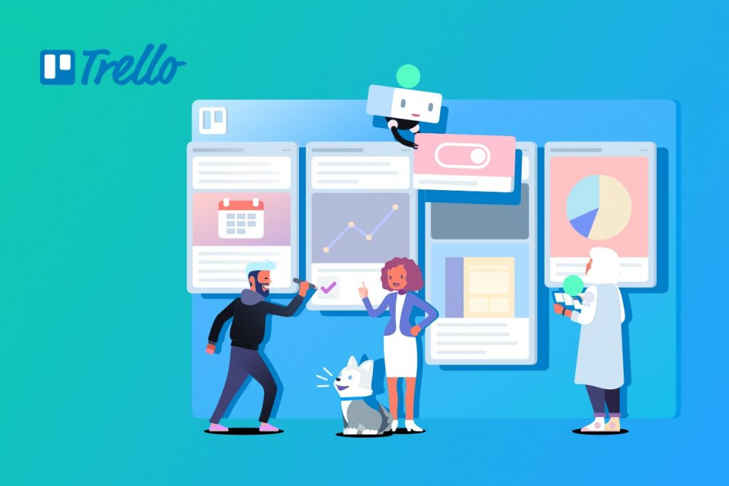 Trello - A collaboration tool