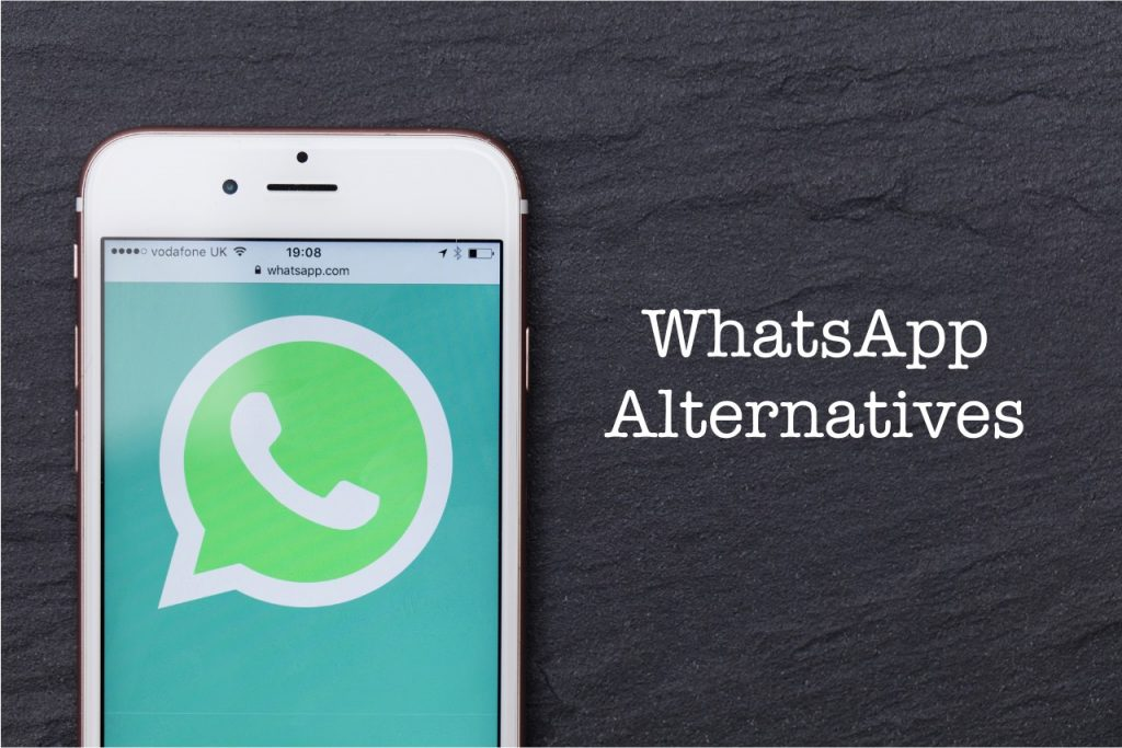 Top WhatsApp Alternatives