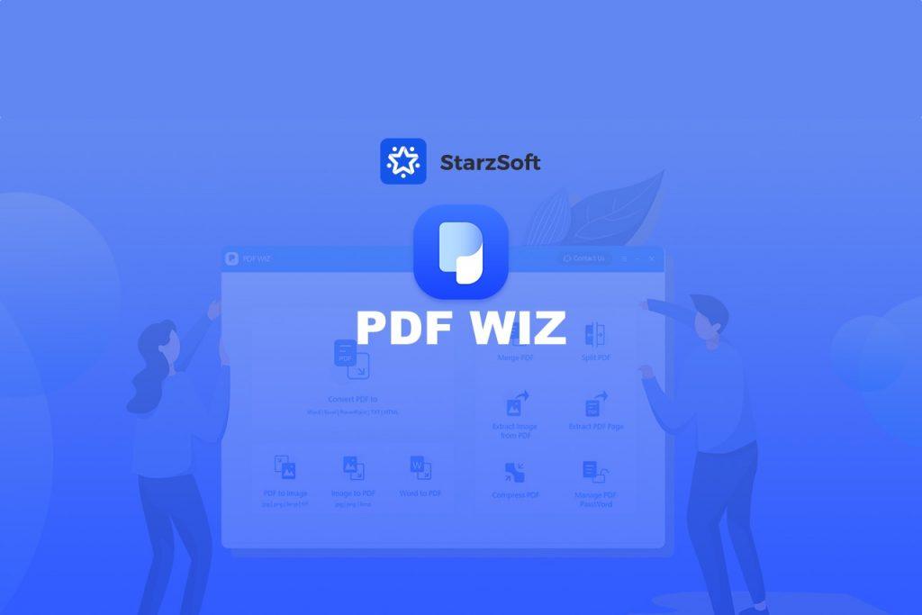 StarzSoft PDF Wiz