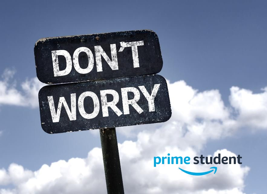 Amazon Prime Student Account