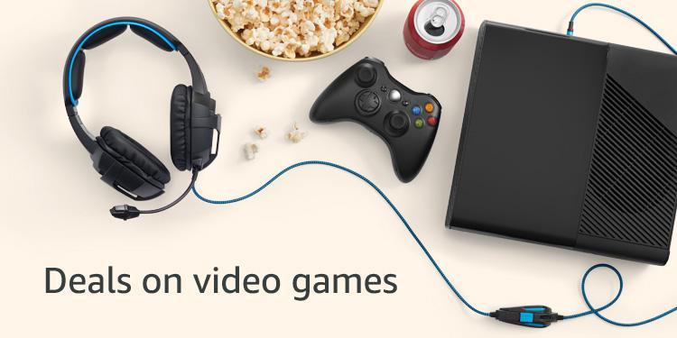 Amazon Prime Student games