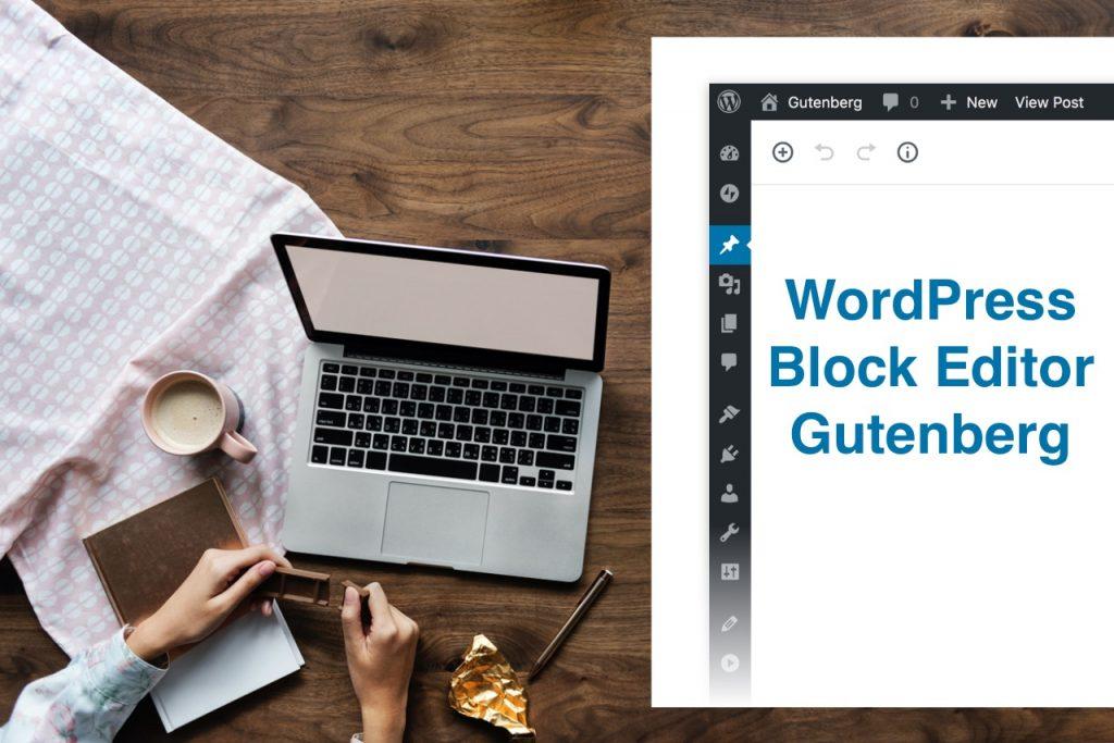 WordPress Block Editor Gutenberg