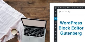WordPress Block Editor Gutenberg