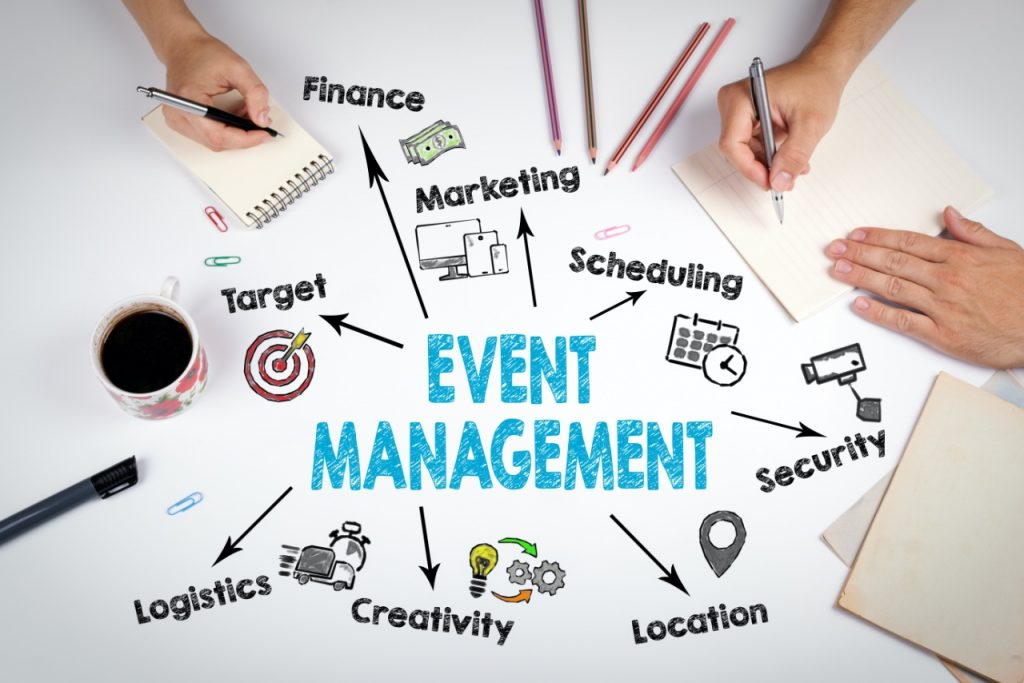 Event management software features