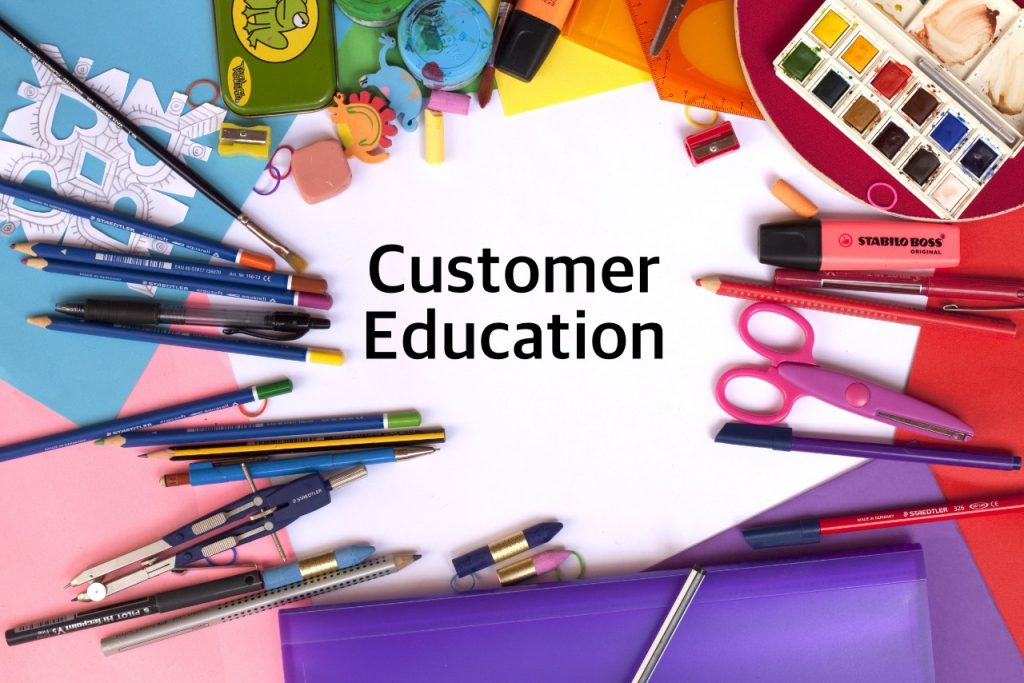 Consumer or Customer education