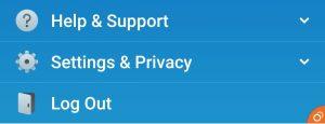 إعدادات وخصوصية Facebook