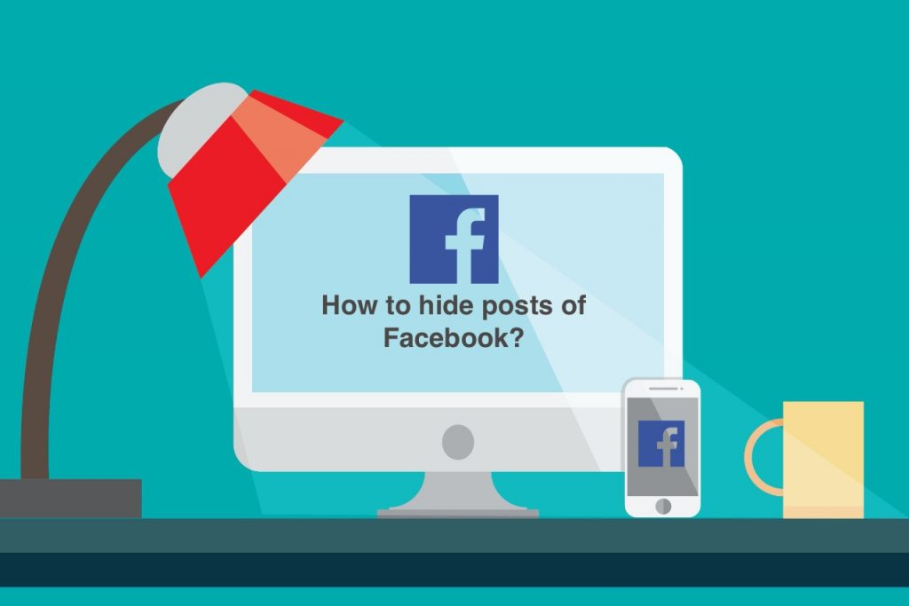 How to hide posts on Facebook
