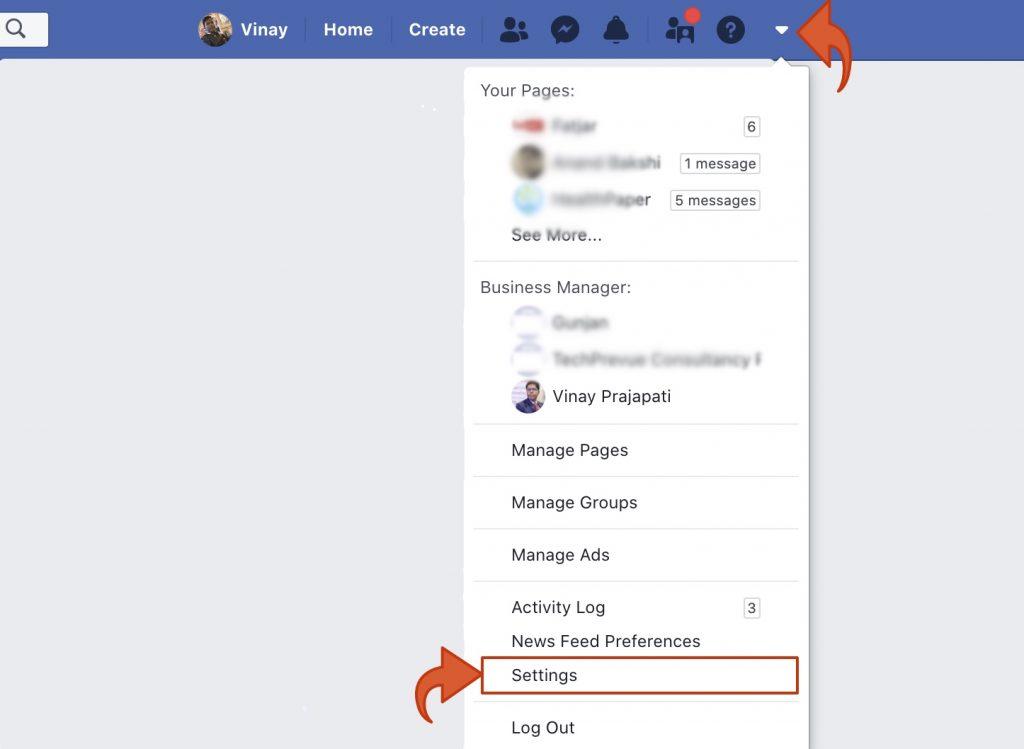 كيفية إلغاء حظر أي شخص على فيسبوك (شرح بالصور)؟