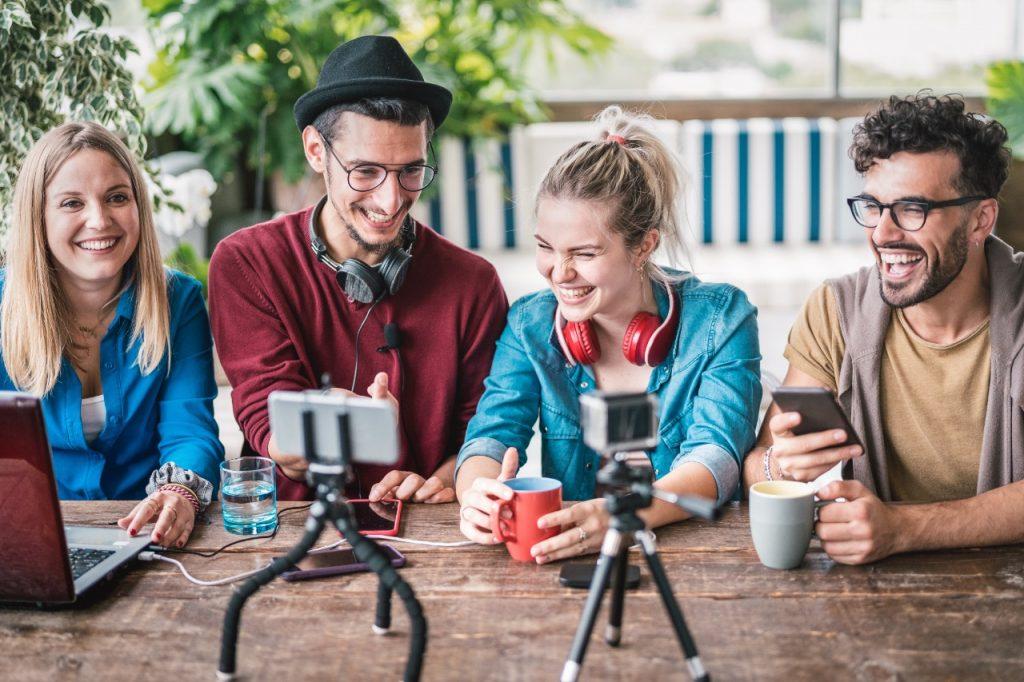 Social media marketing video tips