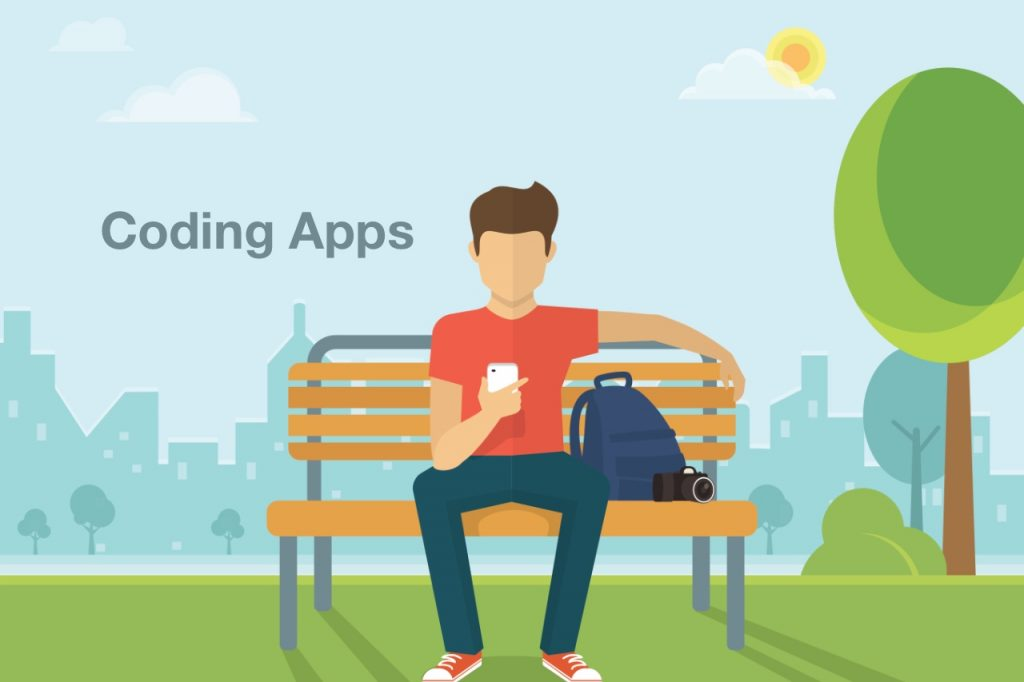 The best coding apps