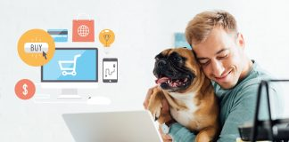 Make money online selling pet products