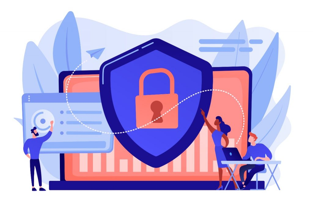 Cyber threats VPN protect