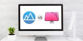 Nektony App Cleaner & Uninstaller Versus CleanMyMac X
