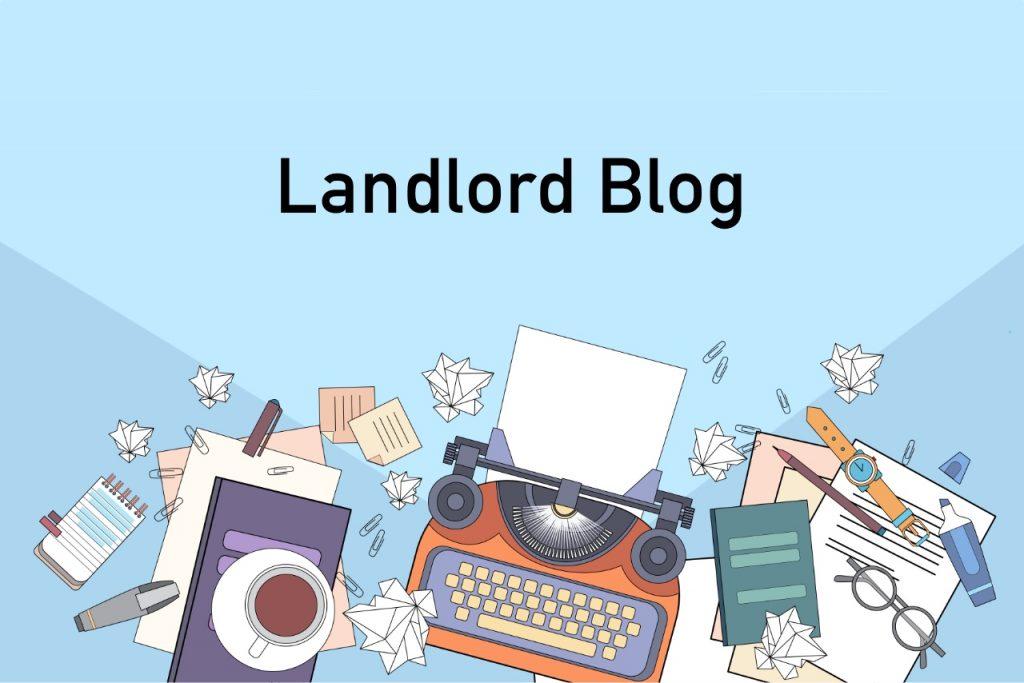 Successful landlord blog