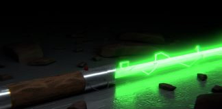 Different types of lightsabers