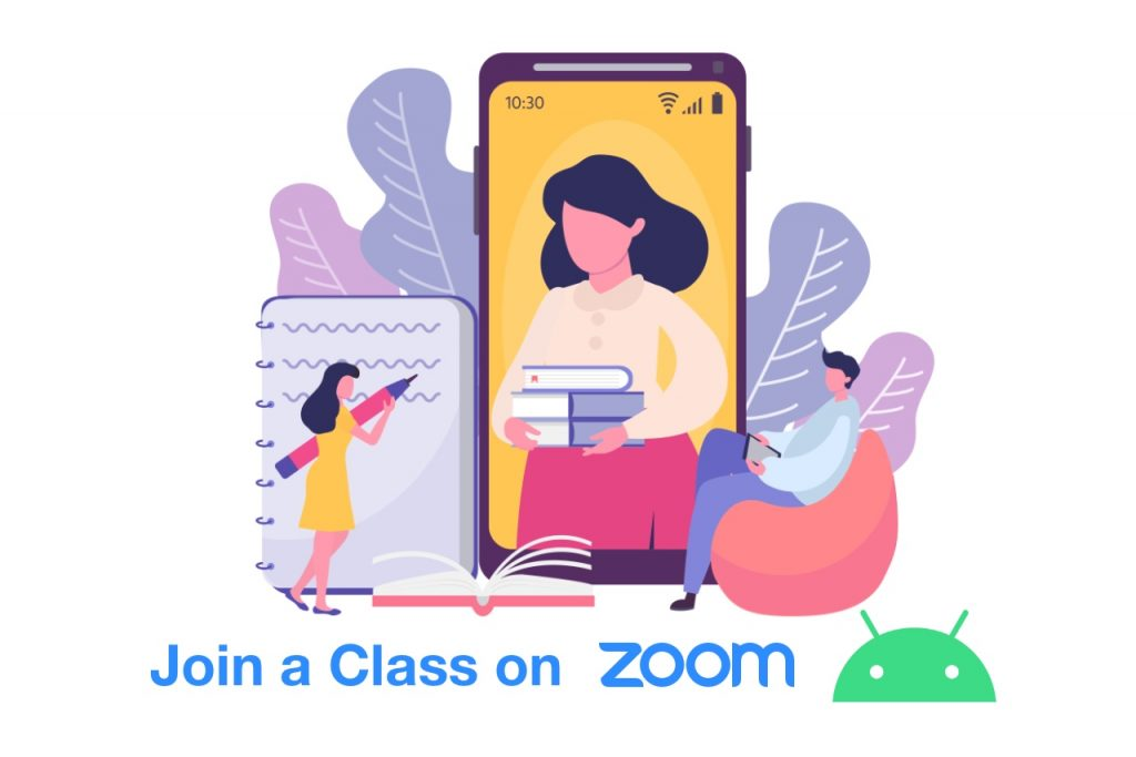 How to Join a Zoom Meeting on Android for Online Classes?