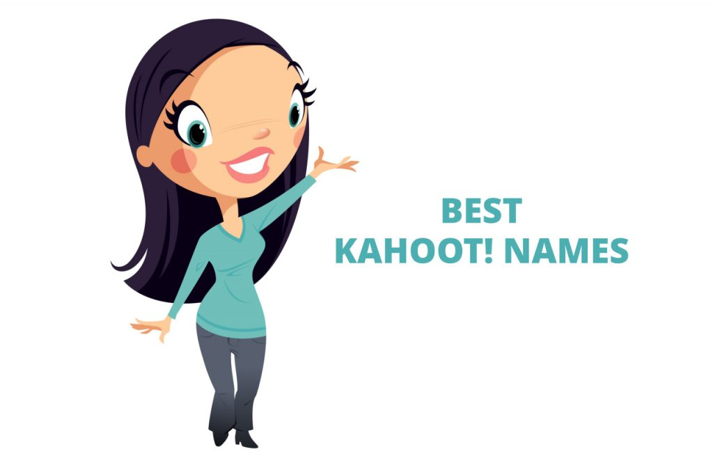 The best kahoot names for boys and girls