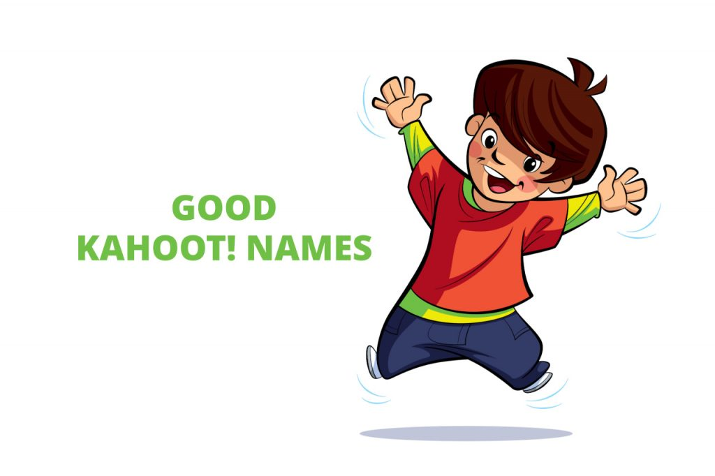 Good Kahoot names for boys and girls