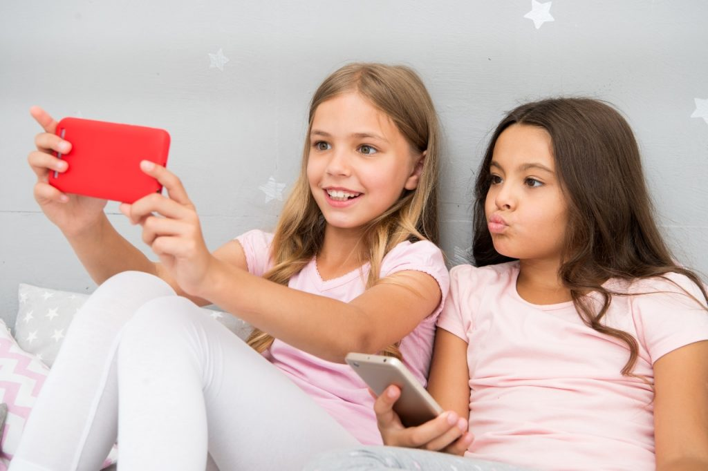 Personal camera for kids