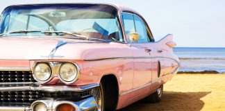 What to do with old car to make money