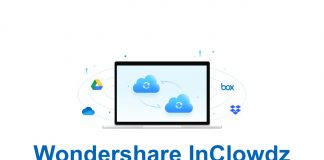Wondershare InClowdz to Manage Cloud Drives