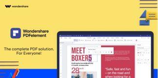 Wondershare PDFelement 8Wondershare PDFelement 8