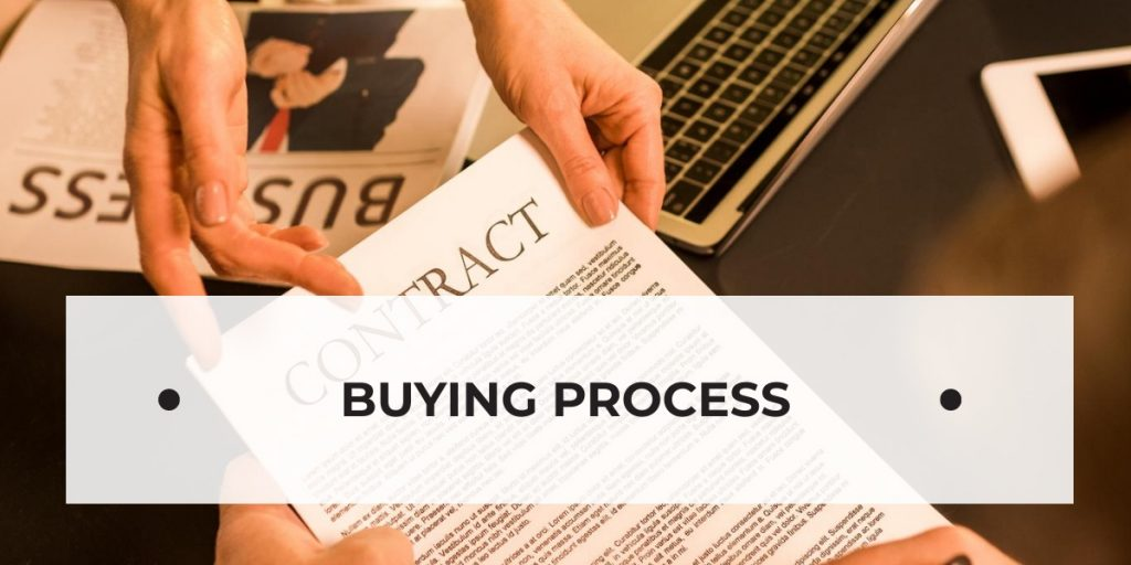 Buying an online business