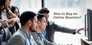 How to buy an online business