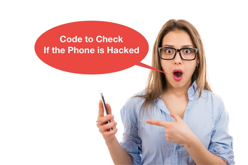 Code to check if phone is hacked