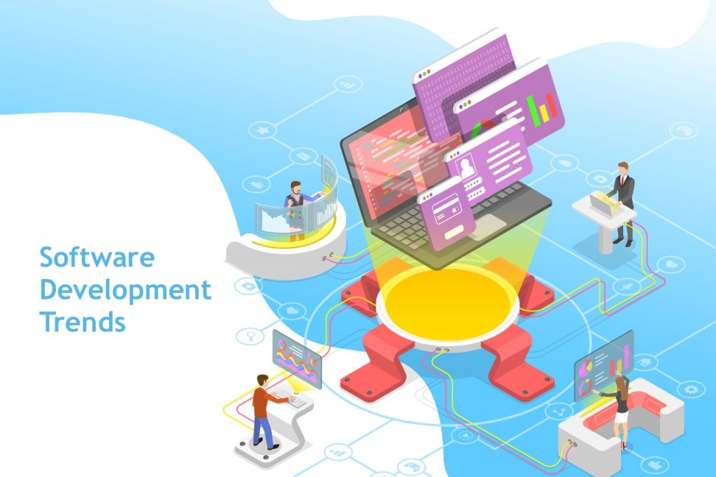 The latest software development trends