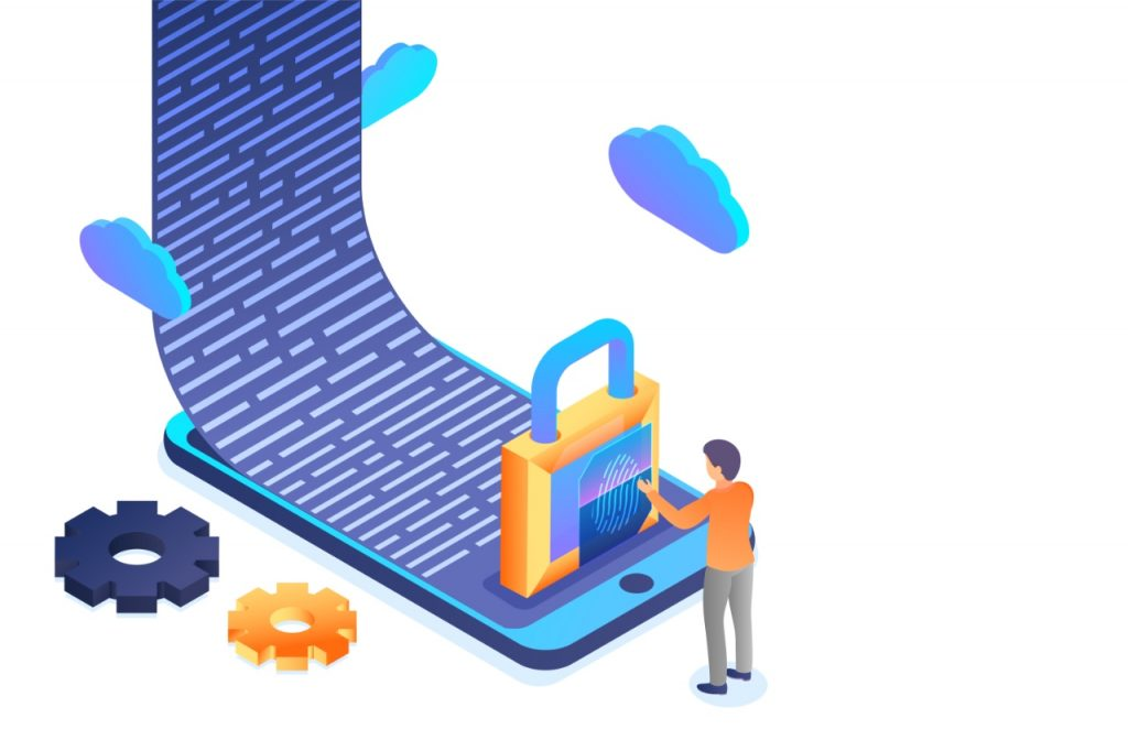 Impact of modern technology in security