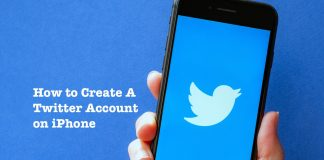 How to create new Twitter account